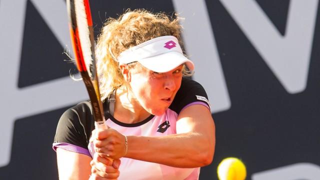 Tennis Damen WTA-Tour in Hamburg