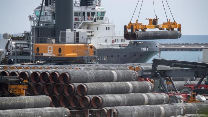 Ostsee-Gaspipeline Nord Stream 2