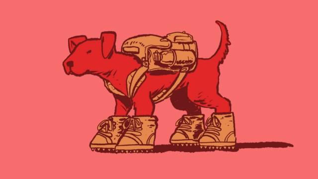 "SZ-Kolumne ""Mitten in ..."": Illustration: Marc Herold"