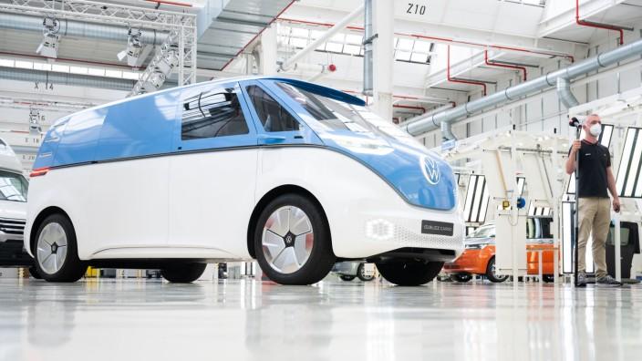 Volkswagen: Der VW ID.Buzz