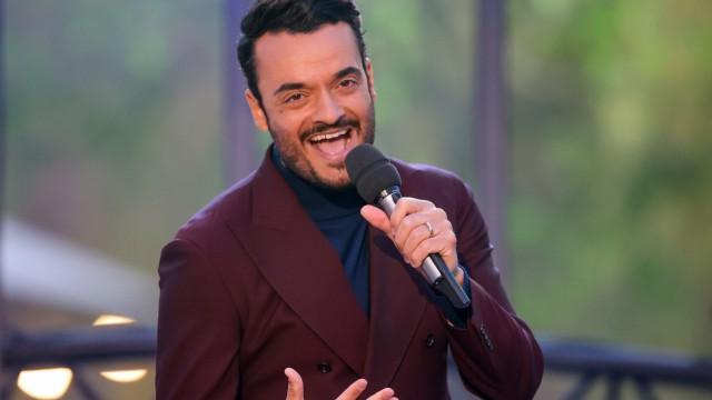 Sänger und Moderator Giovanni Zarrella