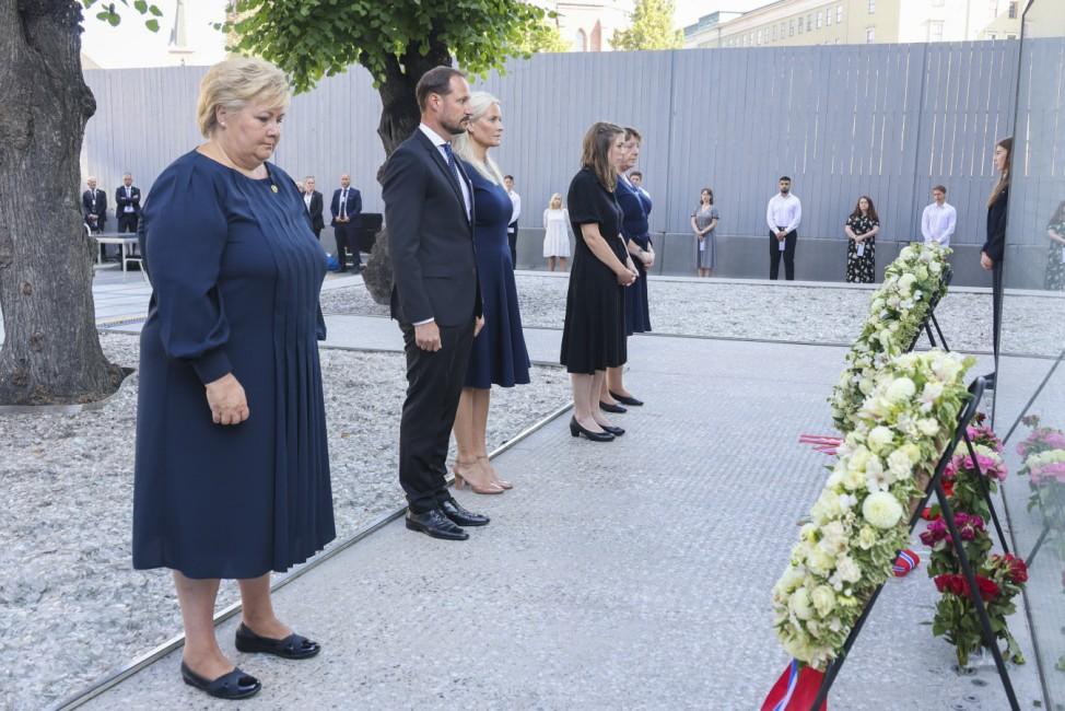 10 Jahre nach den Terroranschlägen in Norwegen