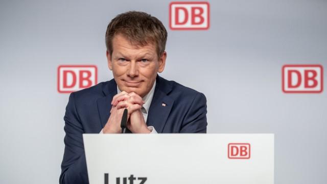 Coronavirus - Bahnchef Richard Lutz