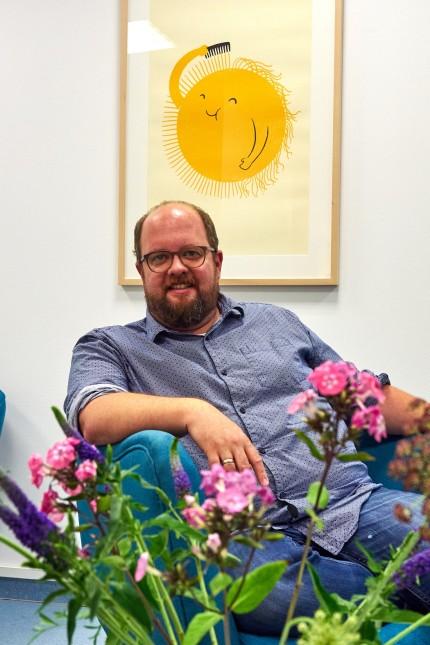 Tobias Steck - Kinder,-Jugendpsychologe