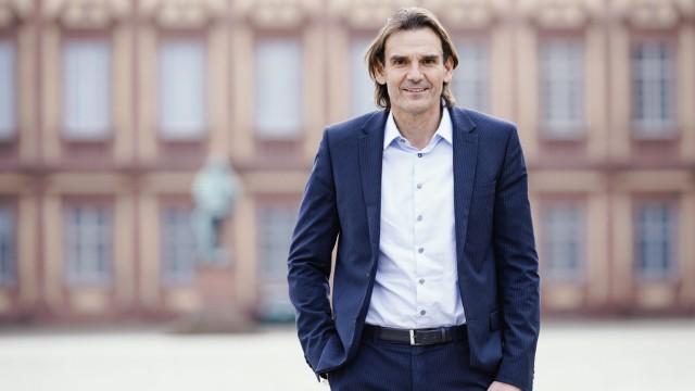 Polizeipräsident Andreas Stenger