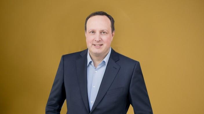 Telekommunikation: Markus Haas, der Chef von Telefónica Deutschland, sieht viel Potenzial in der Digitalisierung.