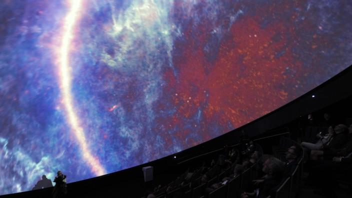 """Eso-Supernova"" Zentum in Garching, 2018"