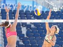 Tokio 2020 - Volleyball/Beach