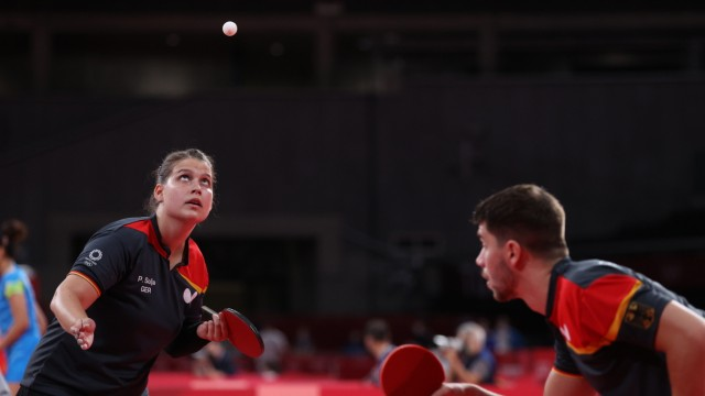 Table Tennis - Olympics: Day 1