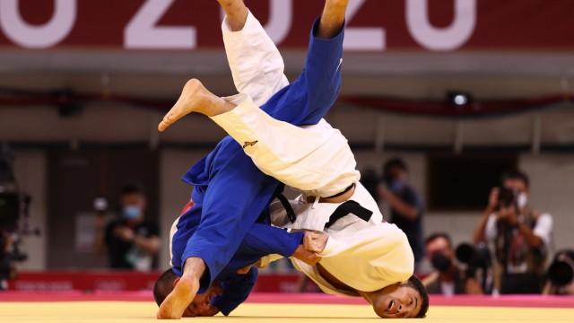 Judo - Men's 60kg - Quarterfinal