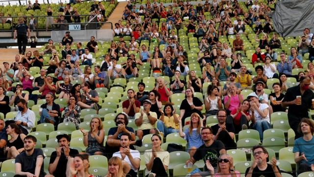Sommer in der Stadt Konzert im Olympiastadion