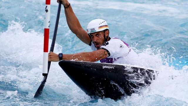 Canoe Slalom - Men's C1 - Heats