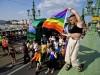 Budapest Pride march