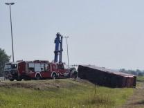Kroatien: Zehn Tote bei Busunfall