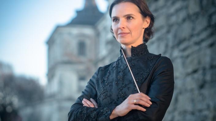 Bayreuther Festspiele 2021 - Dirigentin Oksana Lyniv