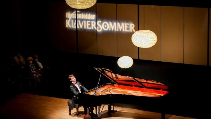 FÜRSTENFELDBRUCK: Fürstenfeldbrucker Klaviersommer: Abschlußkonzert