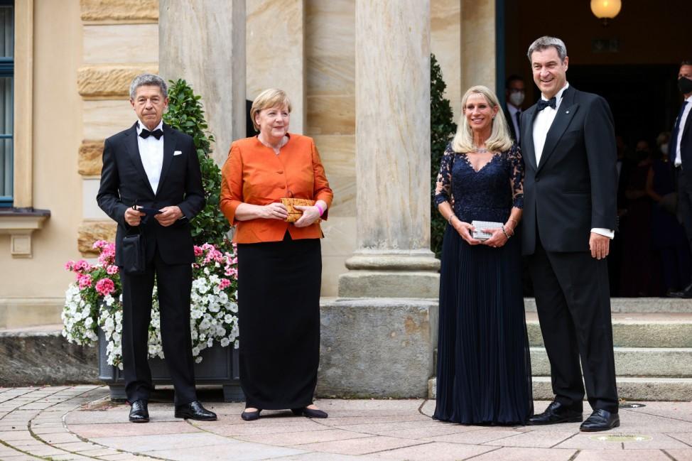 Bayreuther Festspiele 2021 - Eröffnung
