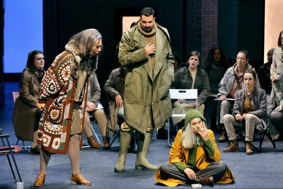 Bayreuther Festspiele 2021 - Der fliegende Holländer