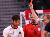 Handball - Men - Group A - Argentina v Germany