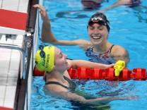 Swimming - Olympics: Day 3