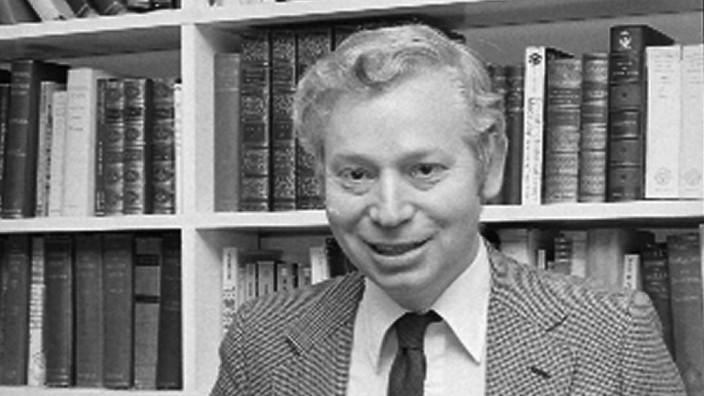 Physik: Steven Weinberg im Jahr 1979.