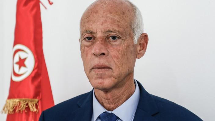 Präsidentenwahl in Tunesien.