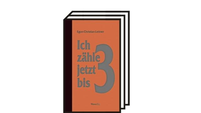 Egon Christian Leitners Sozialstaatsromane: Egon Christian Leitner: Ich zähle jetzt bis 3 und dann ist Frieden. Sozialstaatsroman letzter Teil. Wieser, Klagenfurt, 2. Aufl. Mai 2021, gegenüber 1. Aufl. Apr. 2021 verändert. 1043 Seiten, 35 Euro.