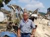 Hochwasser in Deutschland: Schulds Bürgermeister Helmut Lussi zwischen Trümmern
