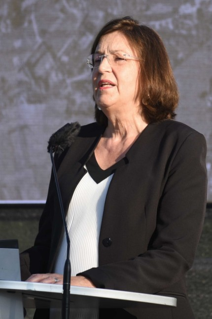 KZ-Gedenkstätte Dachau: Gabriele Hammermann ist die Leiterin der KZ-Gedenkstätte.