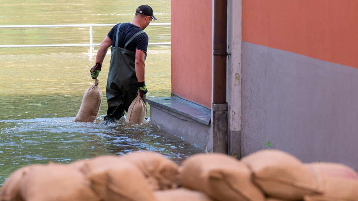 Katastrophenschutz in Bayern: Sirenen-Zahl verdoppeln