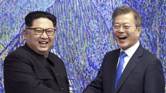 Spannungen in Korea