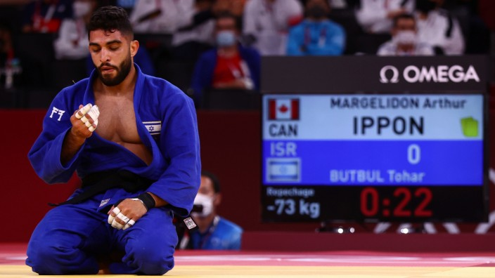 Judo - Men's 73kg - Repechage Round