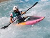 Canoe Slalom - Olympics: Day 4