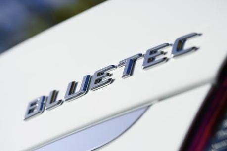 Mercedes-Benz CDI Bluetec