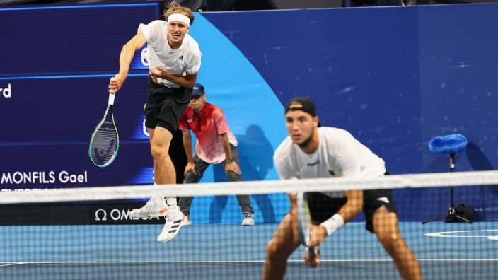 Tennis - Men's Doubles - Round 2