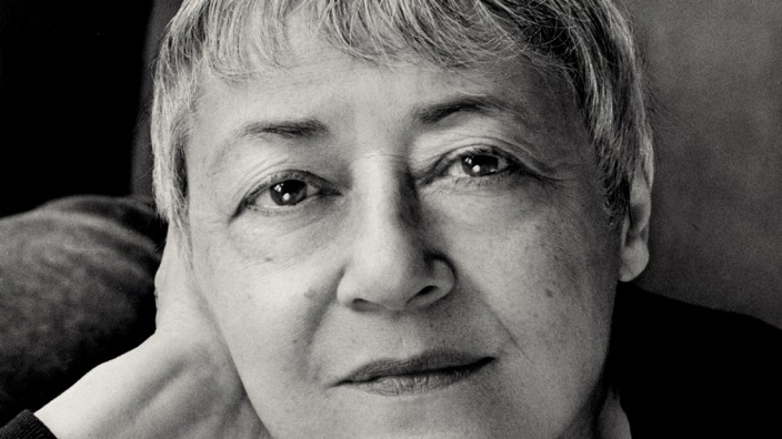 """Sigrid Nunez: """"Was fehlt dir?"""": Sigrid Nunez begann spät, Romane zu schreiben. 2018 bekam sie den National Book Award für """"Der Freund""""."""