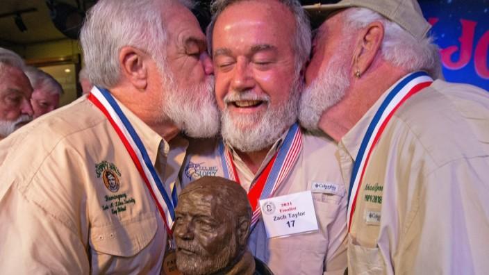 Hemingway Days festival in Key West