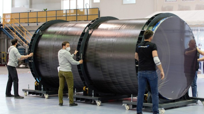 Isar Aerospace Ottobrunn