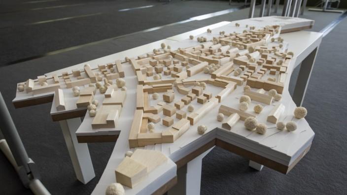 Staedtebaulicher und Landschaftsplanerischer Planungswettbewerb zum Fliegerhorst Erding