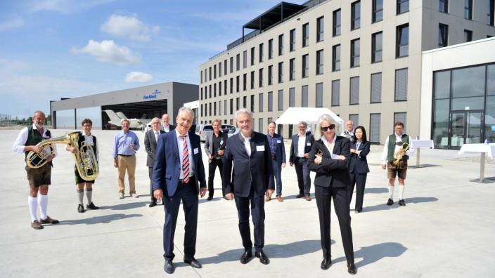 Oberpfaffenhofen: Eröffnung Air Tech Campus