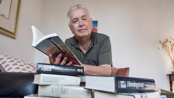 Auf den Spuren des Nobelpreisträgers: Seit Jahrzehnten folgt Wolfgang Stock den Spuren Hemingways.
