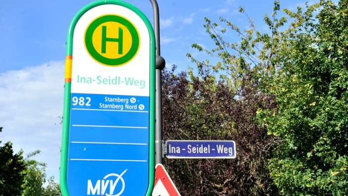 Starnberg: Ina-Seidl-Weg