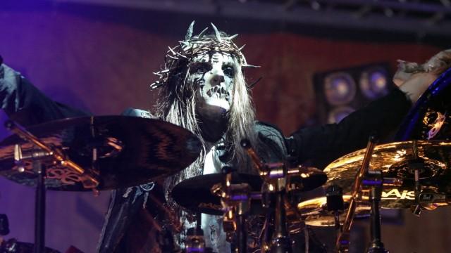 8/ Konzert: Slipknot, Joey Jordison, in der Berliner Arena, Nu Metal, Musik Berlin Deutschland, Germany *** 8 concert Sl