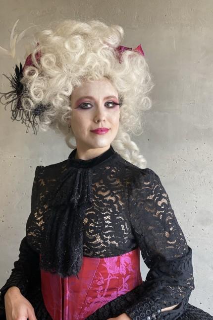 Musiktheater: Mischt bei Mozarts Tod mit: Sopranistin Jennifer O'Loughlin.