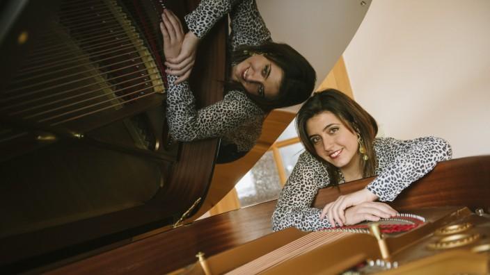 Aying, Sophie Pacini, Pianistin, Foto: Angelika Bardehle
