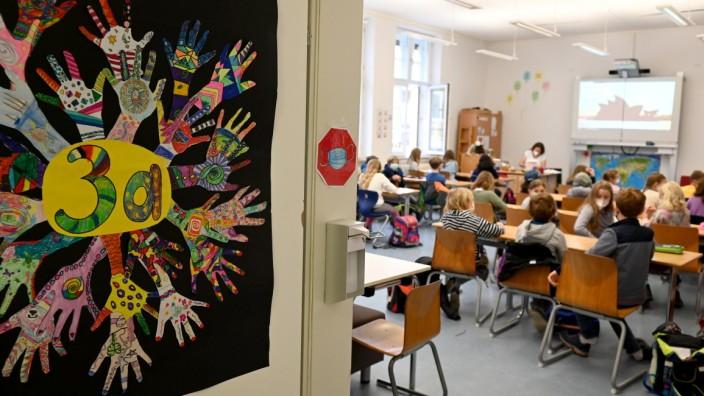 München: Nach den Pfingstferien lief der Betrieb an den Schulen fast wieder normal.