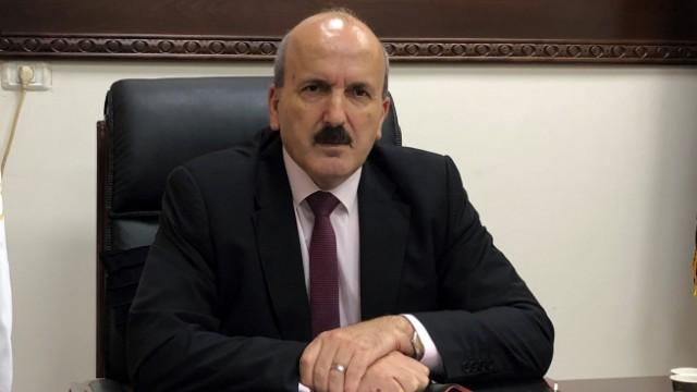 Palästinenser-Gebiete: Talal Dweikat ist ein enger Vertrauter von Präsident Abbas.