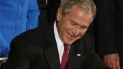 George W. Bush; AP