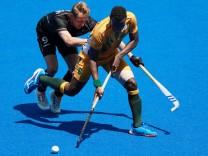 South Africa v Germany - Hockey - Olympics: Day 6