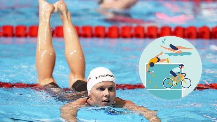 """SZ-Serie """"Erklär deinen Sport"""": Britta Steffen: Britta Steffen weiß: Die richtige Körperlage ist im Wasser elementar."""